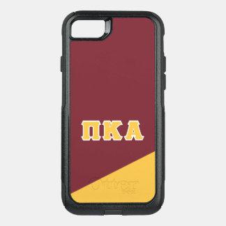 Pi Kappa Alpha | Greek Letters OtterBox Commuter iPhone 7 Case