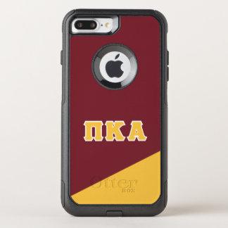 Pi Kappa Alpha | Greek Letters OtterBox Commuter iPhone 7 Plus Case