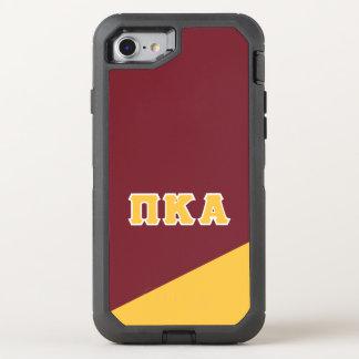 Pi Kappa Alpha | Greek Letters OtterBox Defender iPhone 7 Case