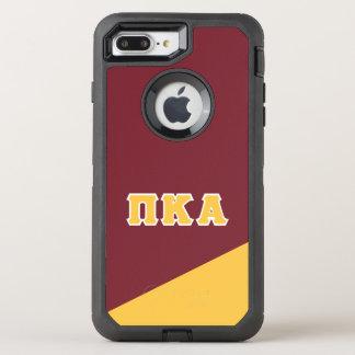 Pi Kappa Alpha | Greek Letters OtterBox Defender iPhone 7 Plus Case
