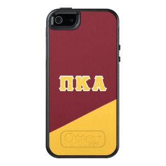 Pi Kappa Alpha | Greek Letters OtterBox iPhone 5/5s/SE Case