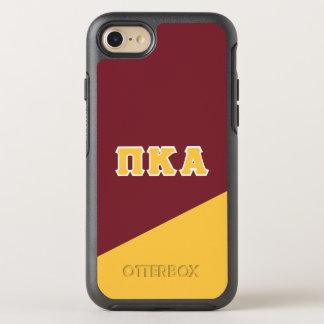 Pi Kappa Alpha | Greek Letters OtterBox Symmetry iPhone 7 Case