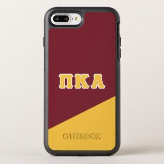 Pi Kappa Alpha | Greek Letters OtterBox Symmetry iPhone 7 Plus Case