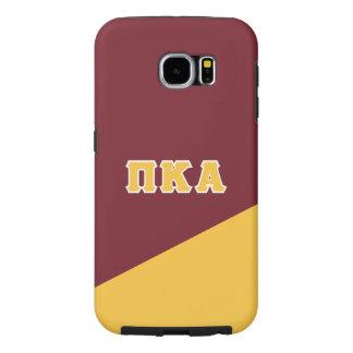 Pi Kappa Alpha | Greek Letters Samsung Galaxy S6 Case