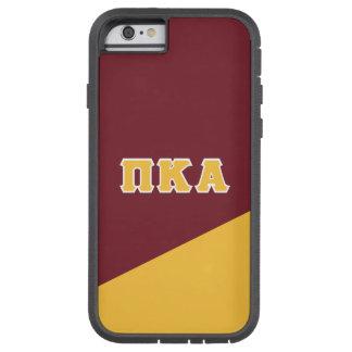 Pi Kappa Alpha | Greek Letters Tough Xtreme iPhone 6 Case