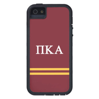 Pi Kappa Alpha | Sport Stripe Case For iPhone SE/5/5s