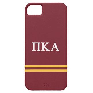 Pi Kappa Alpha | Sport Stripe iPhone SE/5/5s Case