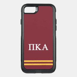 Pi Kappa Alpha | Sport Stripe OtterBox Commuter iPhone 7 Case