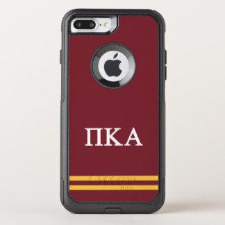 Pi Kappa Alpha | Sport Stripe OtterBox Commuter iPhone 7 Plus Case