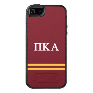 Pi Kappa Alpha | Sport Stripe OtterBox iPhone 5/5s/SE Case