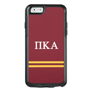 Pi Kappa Alpha | Sport Stripe OtterBox iPhone 6/6s Case