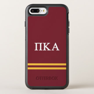 Pi Kappa Alpha | Sport Stripe OtterBox Symmetry iPhone 7 Plus Case