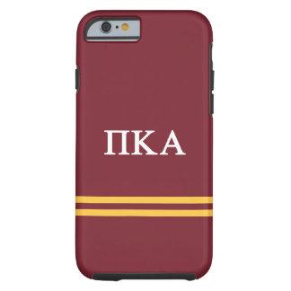 Pi Kappa Alpha | Sport Stripe Tough iPhone 6 Case