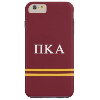 Pi Kappa Alpha | Sport Stripe Tough iPhone 6 Plus Case