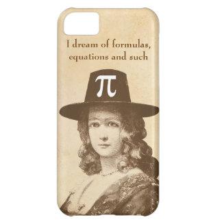 Pi Lady Dreams iPhone 5C Cases