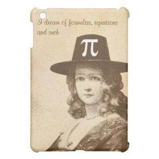 Pi Lady Dreams iPad Mini Cases
