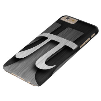 Pi Levitated último Funda Barely There iPhone 6 Plus