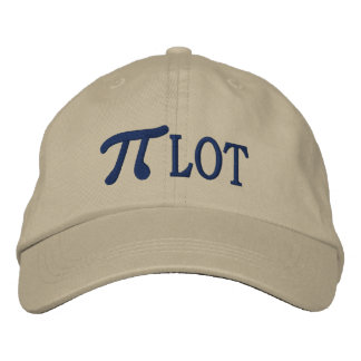 Pi... LOT Embroidered Hat