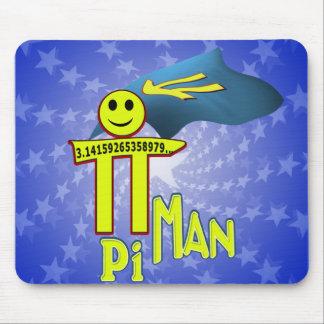 Pi MAN Mouse Pad
