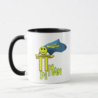 Pi MAN Mug