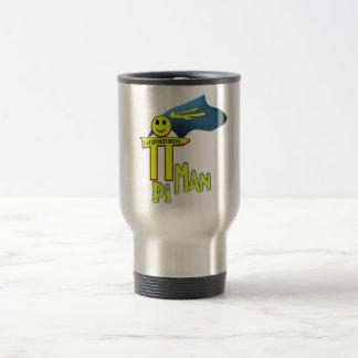 Pi MAN Travel Mug