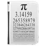 Pi Many Digits Number Kindle 3G Cases