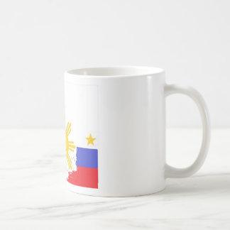 PI Map Inside the Sun w/ 3 Stars Coffee Mug