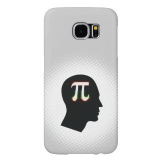 Pi Mind Samsung Galaxy S6 Cases