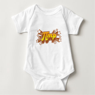 Pi mp baby bodysuit