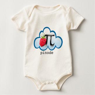 Pi Node Baby Bodysuit