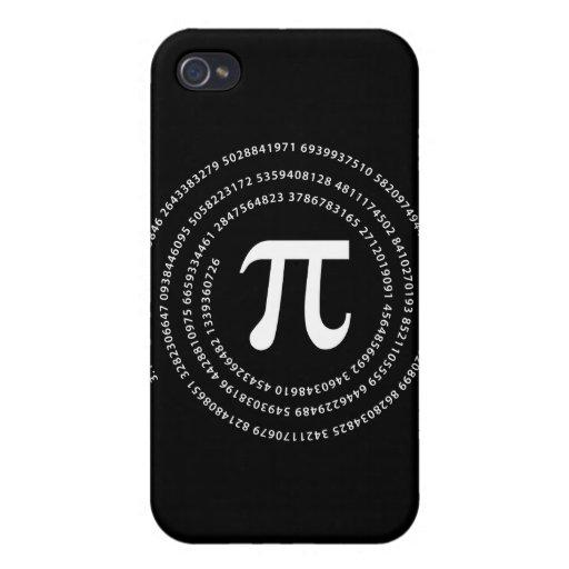 Pi Number Design Case For iPhone 4