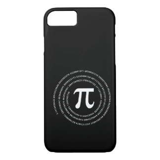 Pi Number Design iPhone 7 Case