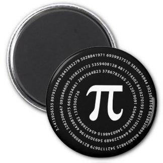 Pi Number Design Refrigerator Magnet