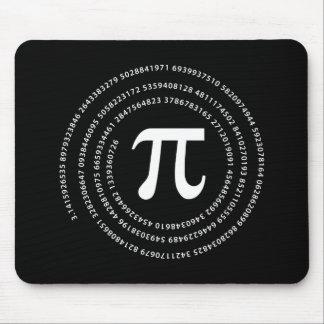 Pi Number Design Mouse Pad