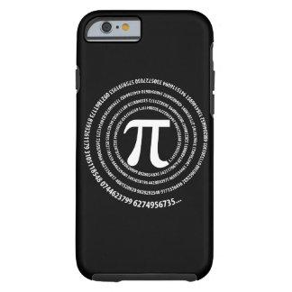 Pi Number Design Tough iPhone 6 Case