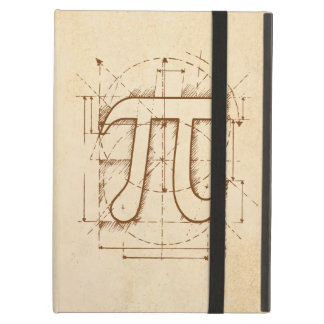 Pi Number Drawing Cover For iPad Air