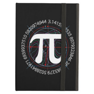 Pi Number Drawing Cover For Ipad Air at Zazzle