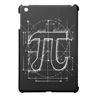 Pi Number Drawing iPad Mini Covers
