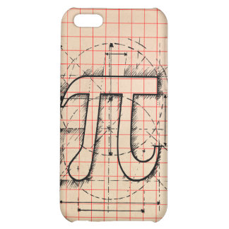 Pi Number Drawing iPhone 5C Cover