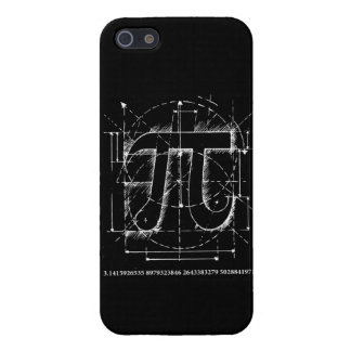 Pi Number Drawing iPhone SE/5/5s Cover