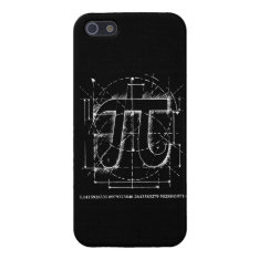 Pi Number Drawing Iphone Se/5/5s Cover at Zazzle