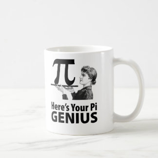 Pi Number Humor Coffee Mug