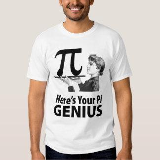 Pi Number Humor Shirt