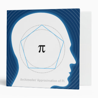 Pi Number - math binder