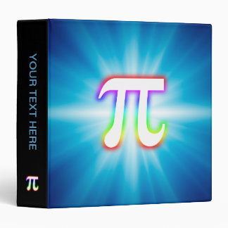 Pi Number - math binder