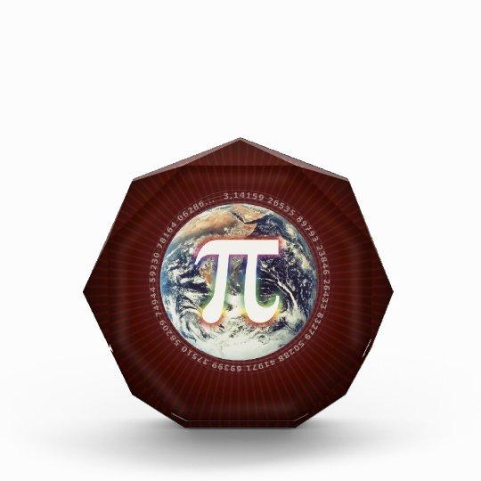 Pi Number on Earth   Award