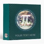 Pi Number on Earth - math binder