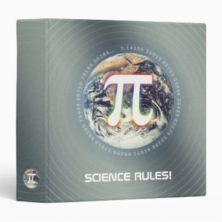 Pi Number on Earth | nerd math binder