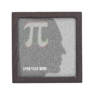 Pi Number - Open Your Mind   Geek Gift Box