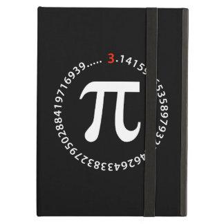 Pi Number Spiral Design Case For iPad Air